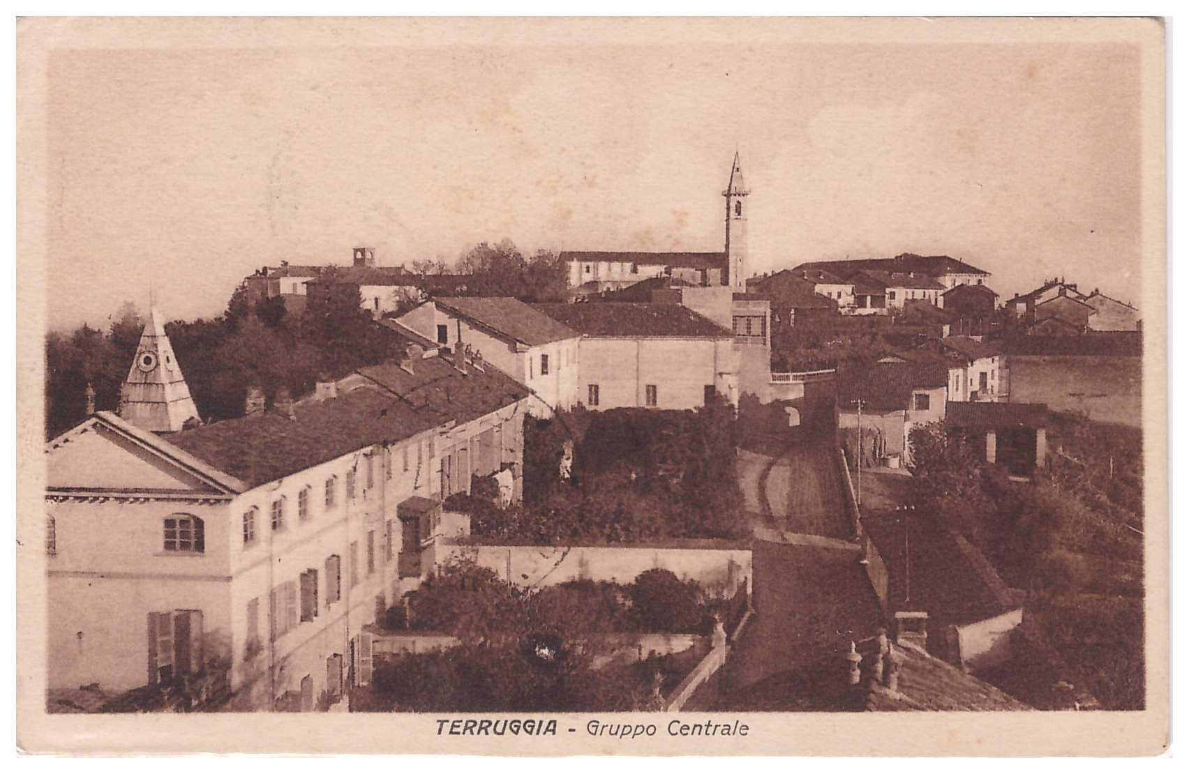 Terruggia- Gruppo centrale 4.8.1931